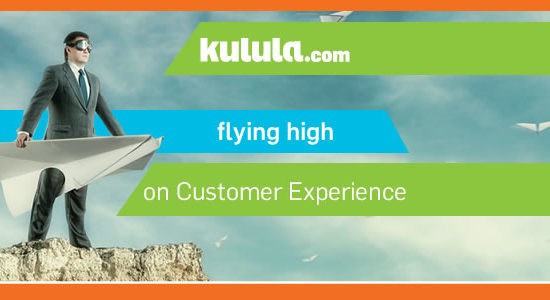 Flying high on Customer Experience