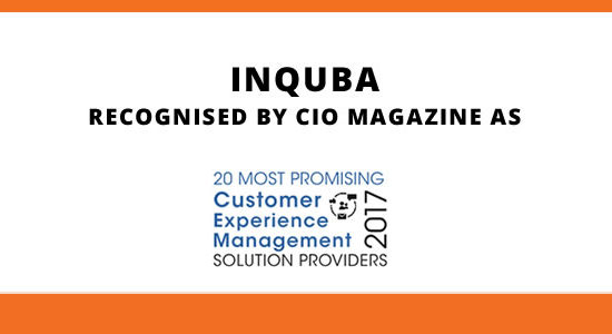 inQuba lauded by CIO Review