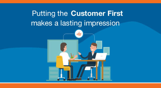 Putting the customer first makes a lasting impression for Telkom