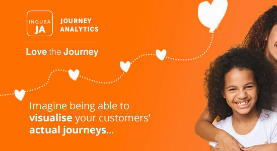 JOURNEY ANALYTICS AND THE PURSUIT OF REVENUE