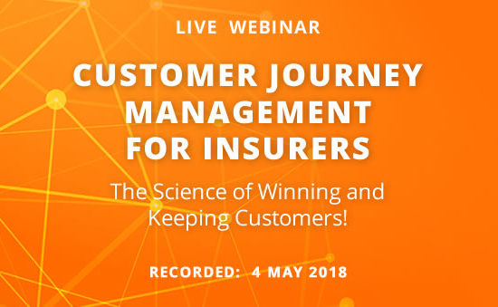 Customer Journey Management for Insurers
