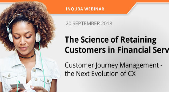 The Science of Retaining Customers in Financial Services