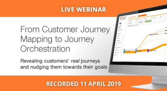 From Customer Journey Mapping to Journey Orchestration – SA Webinar